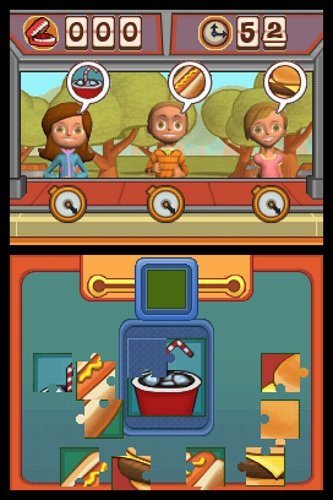 New Carnival Games – Nintendo DS