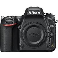 Nikon D750 DSLR Camera (Body Only) #1548 (Certified Refurbished)