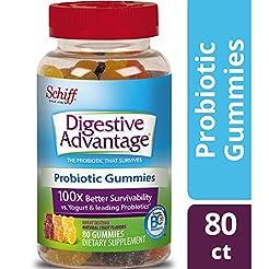 Daily Probiotic Gummies, Digestive Advan...