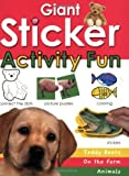 Giant Sticker Activity Fun Book, Roger Priddy, 0312497407