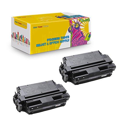 New York TonerTM New Compatible 2 Pack 63H2401 High Yield Toner for IBM - 4317   4317 . -- Black