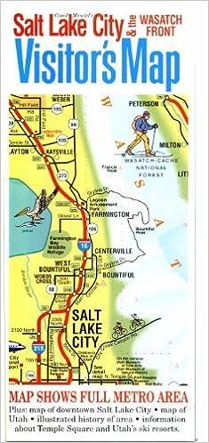 Salt Lake City, UT Visitor's Map: Carol Mendel ... Salt Lake City Utah Map on lisbon utah map, millcreek canyon utah map, oregon trail map, university of utah map, santa fe new mexico map, utah county map, taylorsville utah map, denver colorado map, salt lake valley map, cecret lake utah map, heber utah map, clearfield utah map, snowbird utah map, san francisco california map, logan utah map, geneva utah map, ashley valley utah map, south jordan utah map, utah state map, hd utah map,