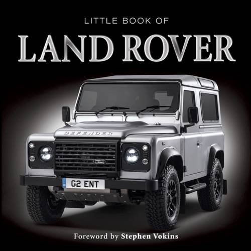 Little Book of Land Rover (Little Books)