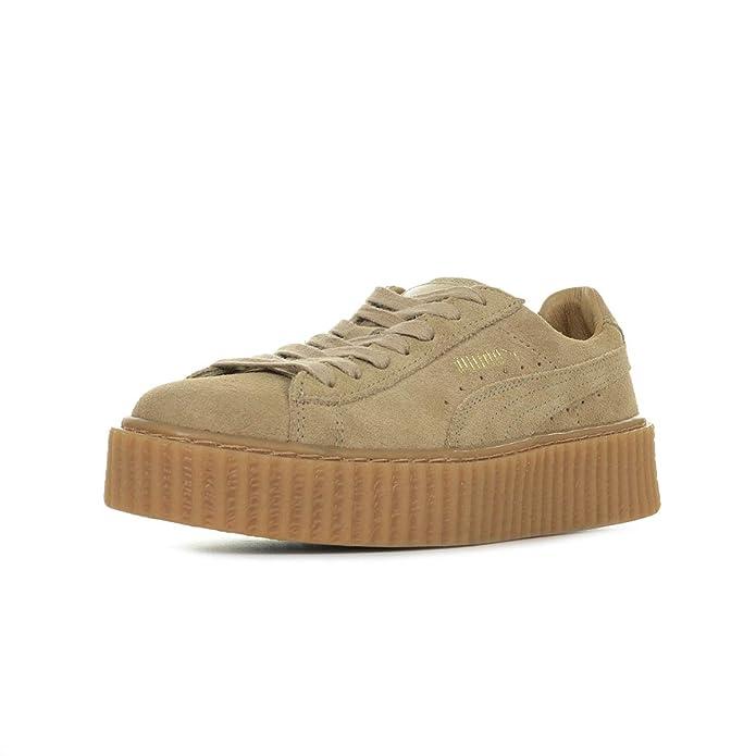 Puma Fenty Rihanna Suede Creepers 36100503, Deportivas: Amazon.es: Zapatos y complementos
