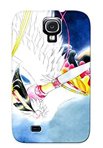 Freshmilk Scratch-free Phone Case For Galaxy S4- Retail Packaging - Anime Sailor Moon