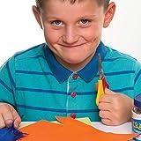Baker Ross Kids Safety Scissors