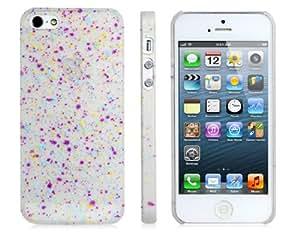 Get Ultra-slim Spot Print Plastic Case for iPhone 5