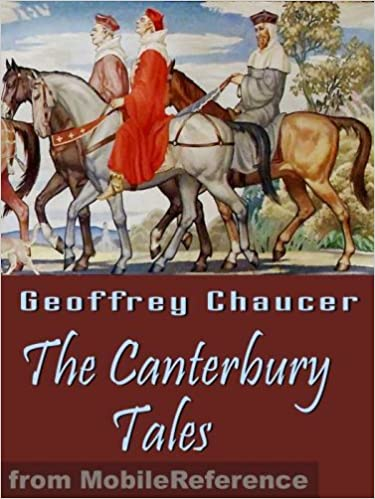 The Canterbury Tales Mobi In Modern English Kindle Edition By