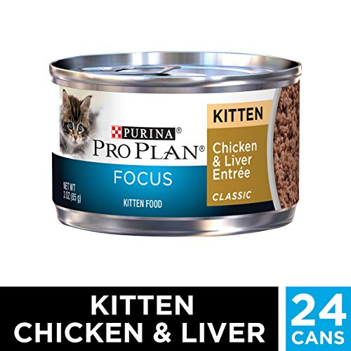 Purina Pro Plan FOCUS Chicken & Liver Entree