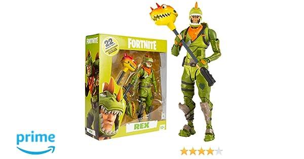 Fortnite McFarlane Toys Rex 7 inch Premium Action Figure