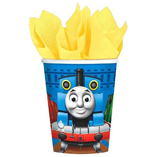 Thomas the Tank Engine 9oz Party Cups [8 per -