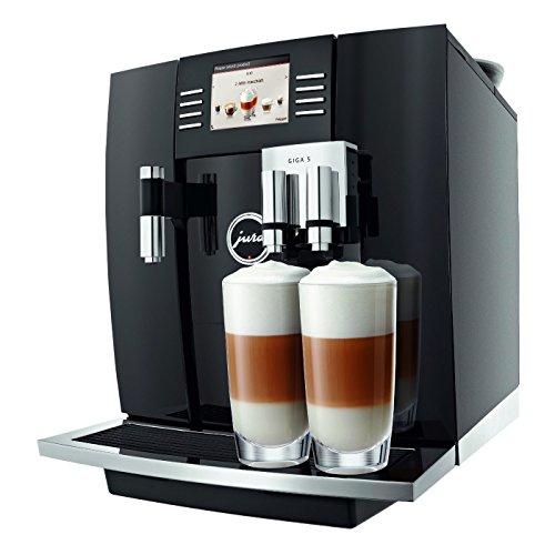 Jura Giga 5 Automatic Coffee Machine, Piano Black