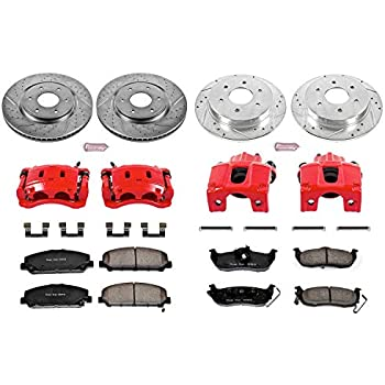 Power Stop KC798A Z23 Evolution Sport Brake Kit with Calipers