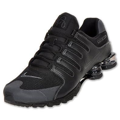 super popular 1c1a6 9dcc3 Nike Shox NZ 2.0 SI Men s Running Shoes (7) Black