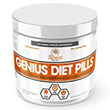 GENIUS DIET PILLS - The Smart Appetite Suppressant for Safe Weight Loss, All