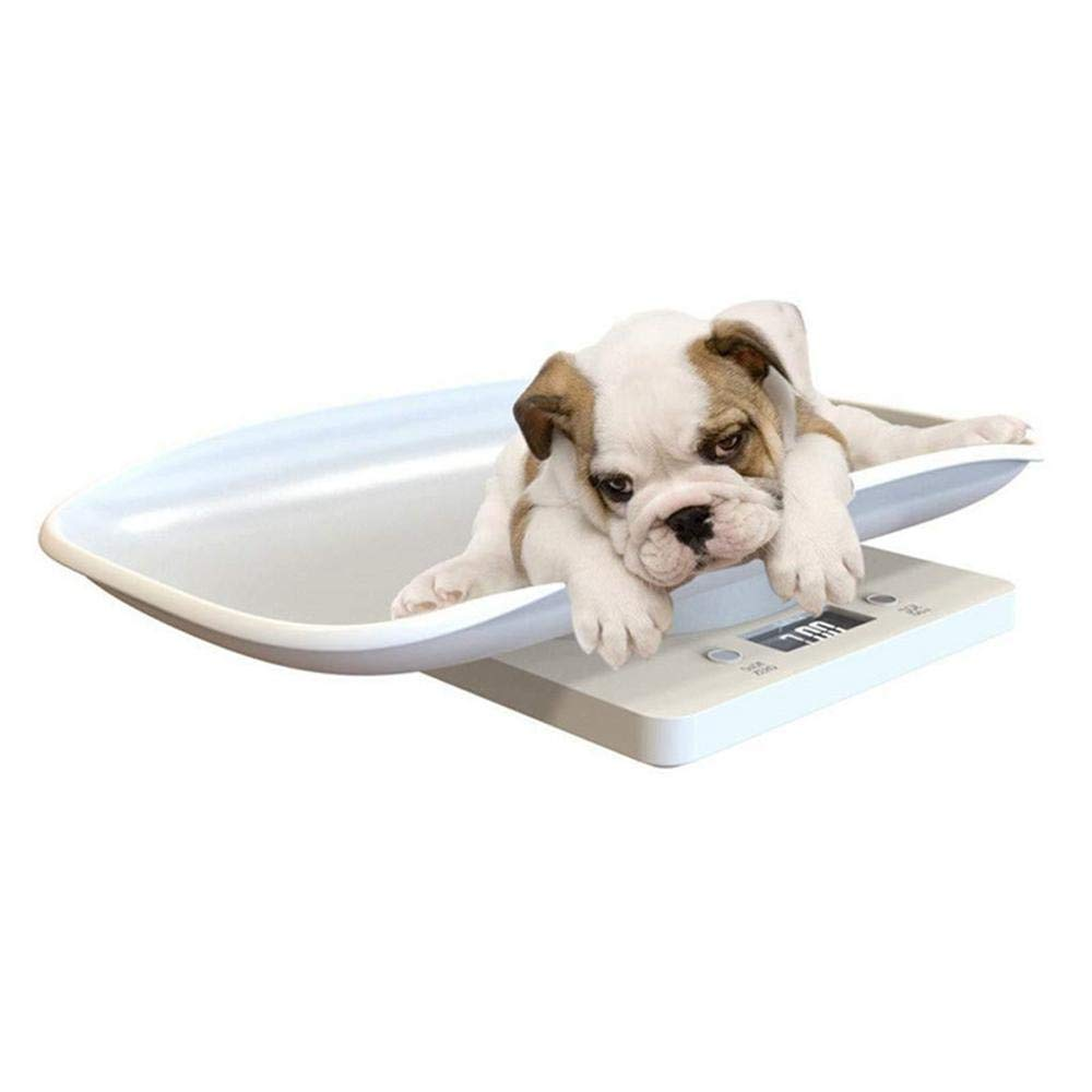Baby Weighing Scale Digital, Hd LCD Large Screen Cat Dog Pet Scales Baking Kitchen Scale Food Scale LCD Newborn Scale Infant Scales Suitable for Toddler/Puppy/cat/Dog