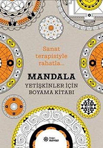 Mandala Yetiskinler Icin Boyama Kitabi Sophie Leblanc