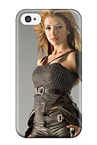Tasha P Todd Perfect Tpu Case For Iphone 4/4s/ Anti-scratch Protector Case (kr?d M?ndoon And The Flaming Sword Of Fire)