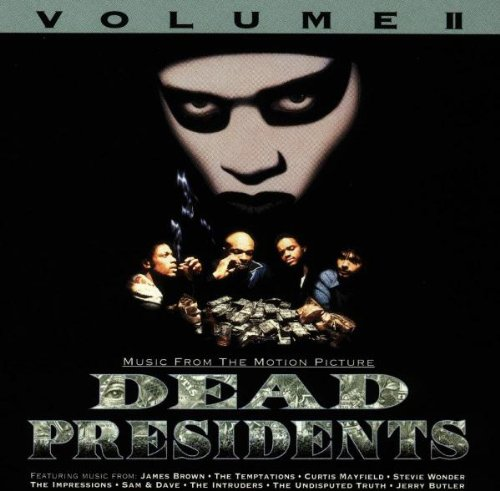DANNY ELFMAN - Dead Presidents Music From Motion Picture, Volume Ii - CD NEW - $62.95