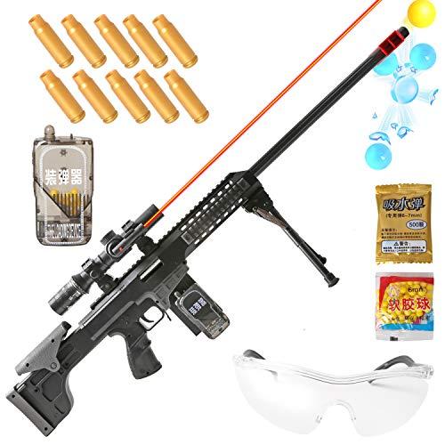 AKOi エアガン サブマシンガン ライフル M4A1 おもちゃ サバイバルゲーム 薬莢飛び ボーイズギフト (JF-16)