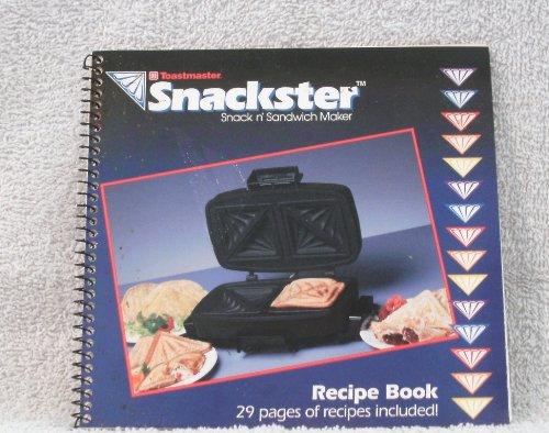 Snackster Recipe Book