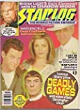 Starlog #219 (NM) Deadly Games, Waterworld, Lost in Space, Babylon 5
