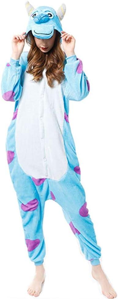 Pijama enterizo para adultos, disfraz de animal para ...