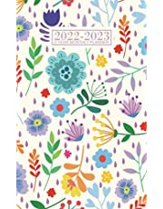 2022-2023 2 Year Monthly Planner: Calander | Appointment Planner | Two Year Calander Small Size | 24 Months Agenda Schedule Organiser with Holidays