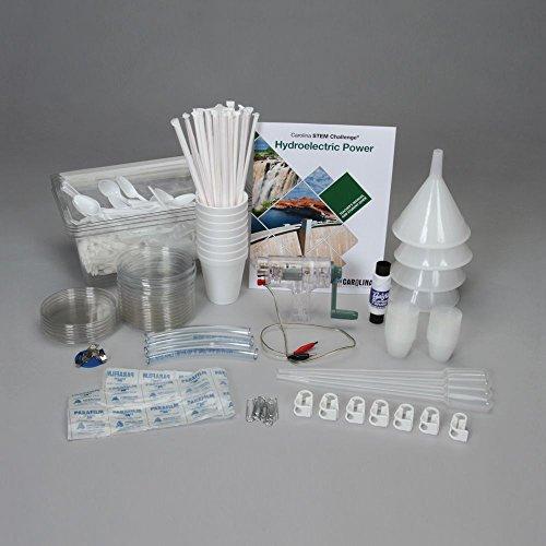 stem building toys Carolina STEM Challenge: Hydroelectric Power Kit