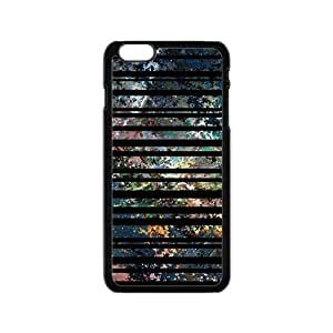 Black simple pattern Phone Case for iPhone 6