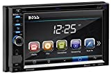 BOSS Audio BV9372BI Double Din, Touchscreen, Bluetooth, DVD/CD/MP3/USB/SD AM/FM Car Stereo, 6.2 Inch Digital LCD Monitor, Detachable Front Panel, Wireless Remote
