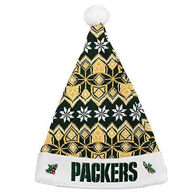 2015 NFL Team Logo Holiday Knit Santa Hat - Pick Team