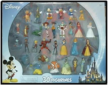 Disney Figurine 30 Pack Super Assortment: Anderson, Professor Rob: Amazon.es: Juguetes y juegos