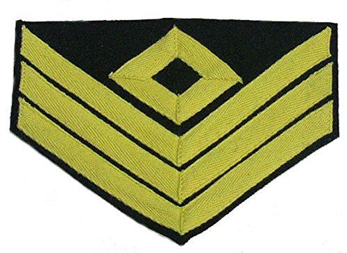 Civil War U.S. Rank Chevron - CAVALRY - 1st Sergeant