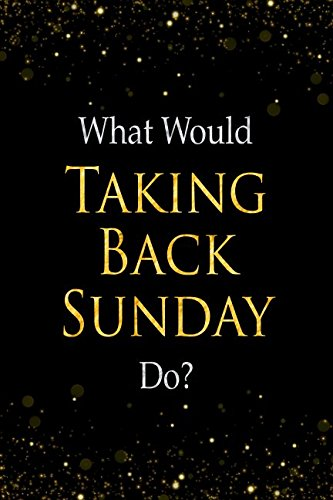 What Would Taking Back Sunday Do?: Taking Back Sunday Designer - Taking Merchandise Back Sunday