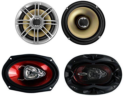 Polk Audio DB651 6.5-Inch Coaxial Car Speakers