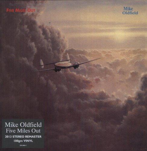 Vinilo : Mike Oldfield - Five Miles Out (LP Vinyl)