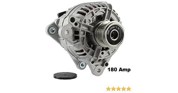 New 180A High Amp Alternator Fits Volkswagen Jetta 1.8L 1.9L 2.0L 1999-2005
