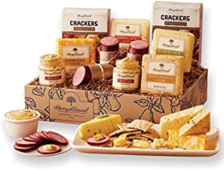 Harry David Grand Meat And Cheese Gift Box