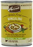Merrick Wingaling Dog Food 13.2 oz (12 Count Case), My Pet Supplies