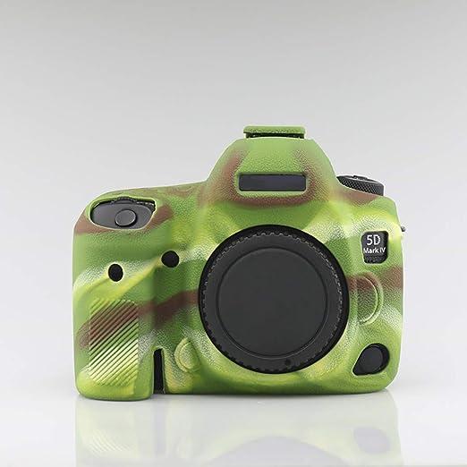 Eoeth - Carcasa de Silicona para cámara réflex Canon 5D Mark IV ...