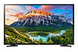 "Samsung Home Entertainment UN43N5000AFXZC 42.5"" 1080p Smart LED Television (2018), Glossy Black"
