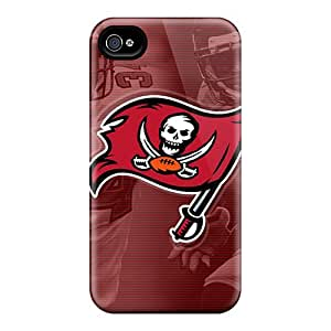 Tampa Bay Buccaneers - Cases Covers Protector Specially Made For Iphone 4/4s