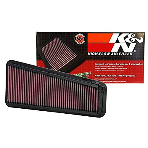 Ku0026N 33 2281 High Performance Replacement Air Filter For 2004 2009 Toyota 4  Runner, 2007 2009 Toyota FJ Cruiser, 2005 2015 Toyota Tacoma, 2005 2010  Toyota ...