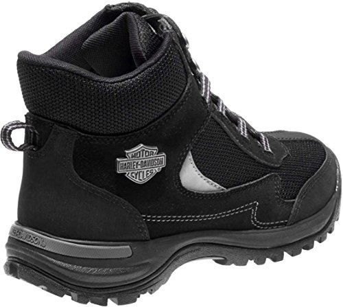 Harley-Davidson Women's Waites CT Industrial Shoe, Black, 10 Medium US by Harley-Davidson (Image #3)