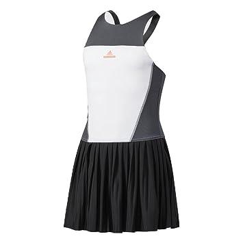 06fb8f32e99 adidas by Stella McCartney Barricade Dress, Weiß, M-152: Amazon.co ...
