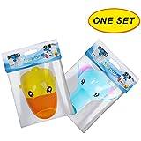 1 Set of 2 Animal(Duck+ Elephant) Faucet Extender Spout...