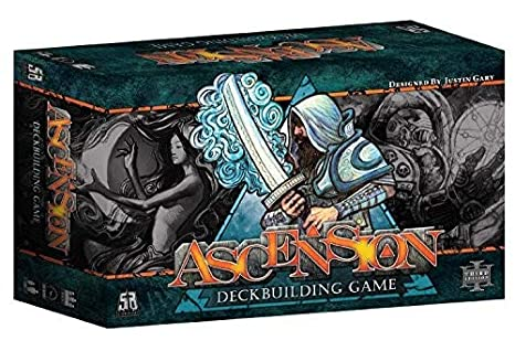 Chronicle Of The Godslayer 2nd Edition Deckbuilding Game Ascension