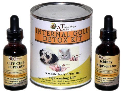 Kit d'or Detox interne