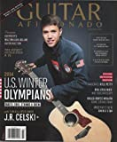 Guitar Aficionado 2014 Marc/April - 2014 U.S. Winter Olympians. J.R. Cleski